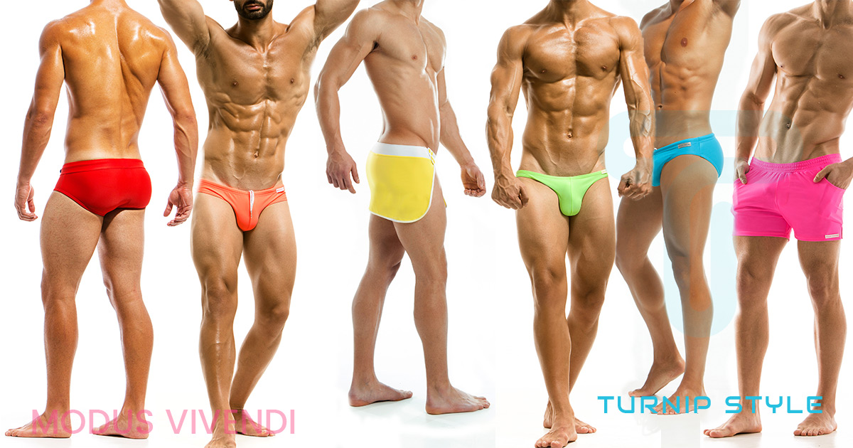 For the discerning folk lovking for Classic & Basic Swimwear that TURNS IT UP