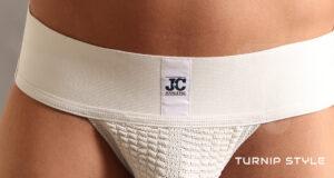 JC Athtletic 3 Inch Waistband Jockstrap